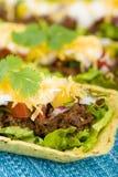 Beef Tacos Royalty Free Stock Photos