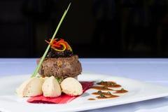 Beef Tenderloin Steak Stock Photos