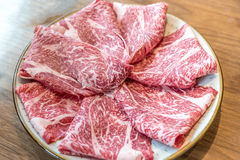 Beef texture Royalty Free Stock Image
