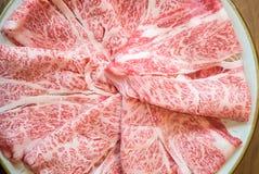 Beef texture Stock Photo