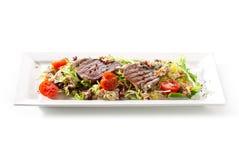Beef Tongue Salad Royalty Free Stock Photos