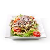 Beef Tongue Salad Royalty Free Stock Image