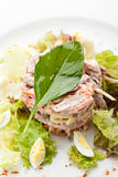 Beef Tongue Salad Stock Photography