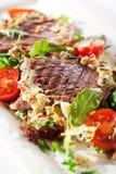 Beef Tongue Salad Stock Photo