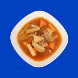 Beef and Vegetable Stew Royalty Free Stock Photography