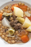 Beef and vegetables stew Royalty Free Stock Image