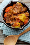 Beef and Vegetables Stew Stock Photo