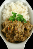 Beef Vindaloo 3 Royalty Free Stock Photography