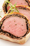 Beef Wellington Royalty Free Stock Photos