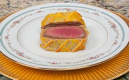 Beef Wellington Royalty Free Stock Images