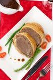 Beef Wellington Stock Photography