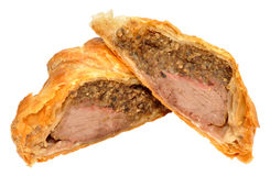Beef Wellington Royalty Free Stock Image