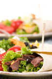 Beef Wrap Stock Photography