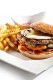 Beefburger Stock Photos