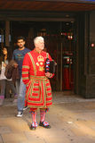 Beefeater Royalty Free Stock Photos