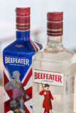 Beefeater Jenever royalty-vrije stock foto