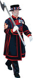 Beefeater_Tower_Guard Photos stock