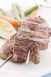 Beefskewer Stock Photos