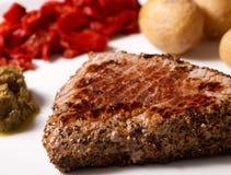 Beefsteak Stock Photos