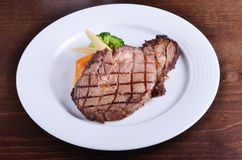 Beefsteak Royalty Free Stock Images