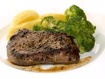 Beefsteak Stockbilder