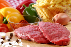 Beefsteak Royalty Free Stock Image