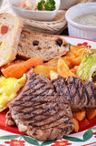 Beefsteak Stock Photo