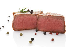 Beefsteak. Royalty Free Stock Photography