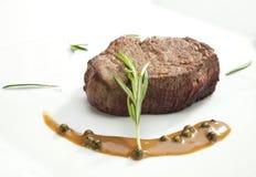Beefsteak Tenderloin stock image