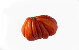 Beefsteak tomato. Royalty Free Stock Images