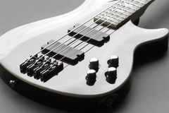 Beefy Bass Guitar royalty free stock images