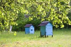 Beehive Royalty Free Stock Photos