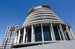 Parliament of New Zealand Royalty Free Stock Photography