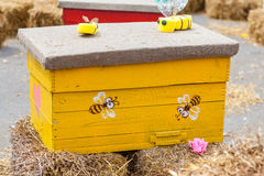 BeeHive Royalty Free Stock Images