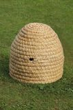 Beehive on Grass. Royalty Free Stock Photo