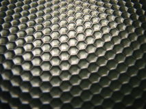 Beehive Pattern. Gray multiple beehive pattern abstract stock image