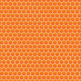 Beehive pattern vector Background Royalty Free Stock Images