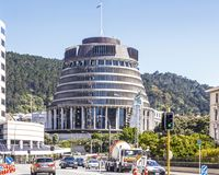 The Beehive, Wellington Royalty Free Stock Image