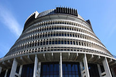Beehive, Wellington Royalty Free Stock Images