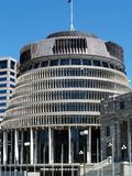 The Beehive, Wellington, New Zealand Royalty Free Stock Images