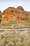 Beehives in Bungle Bungles National Park Royalty Free Stock Photography
