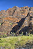 Beehives in Bungle Bungles National Park Royalty Free Stock Images