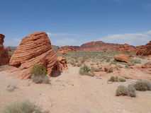 Beehives-Valley of Fire Royalty Free Stock Photography