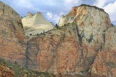 The Beehives, Zion Stock Photos
