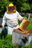 Beekeeper Stock Image