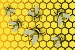 beekeeping pszczół colldet10711 colldet10734 colldet11059 com dreamstime pusty karmowy miodowy honeycells honeycomb href http odi Obraz Royalty Free