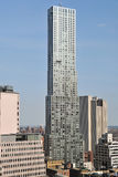 Beekman Tower by Frank Gehry Royalty Free Stock Photography