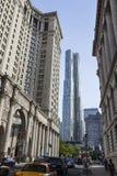 Beekman Tower, New York, editorial Stock Photography