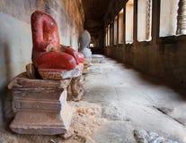 Beeld van Angkor Wat Stock Afbeeldingen