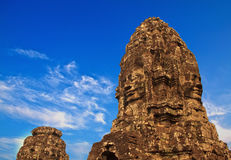 Beeld van Angkor Wat Stock Foto